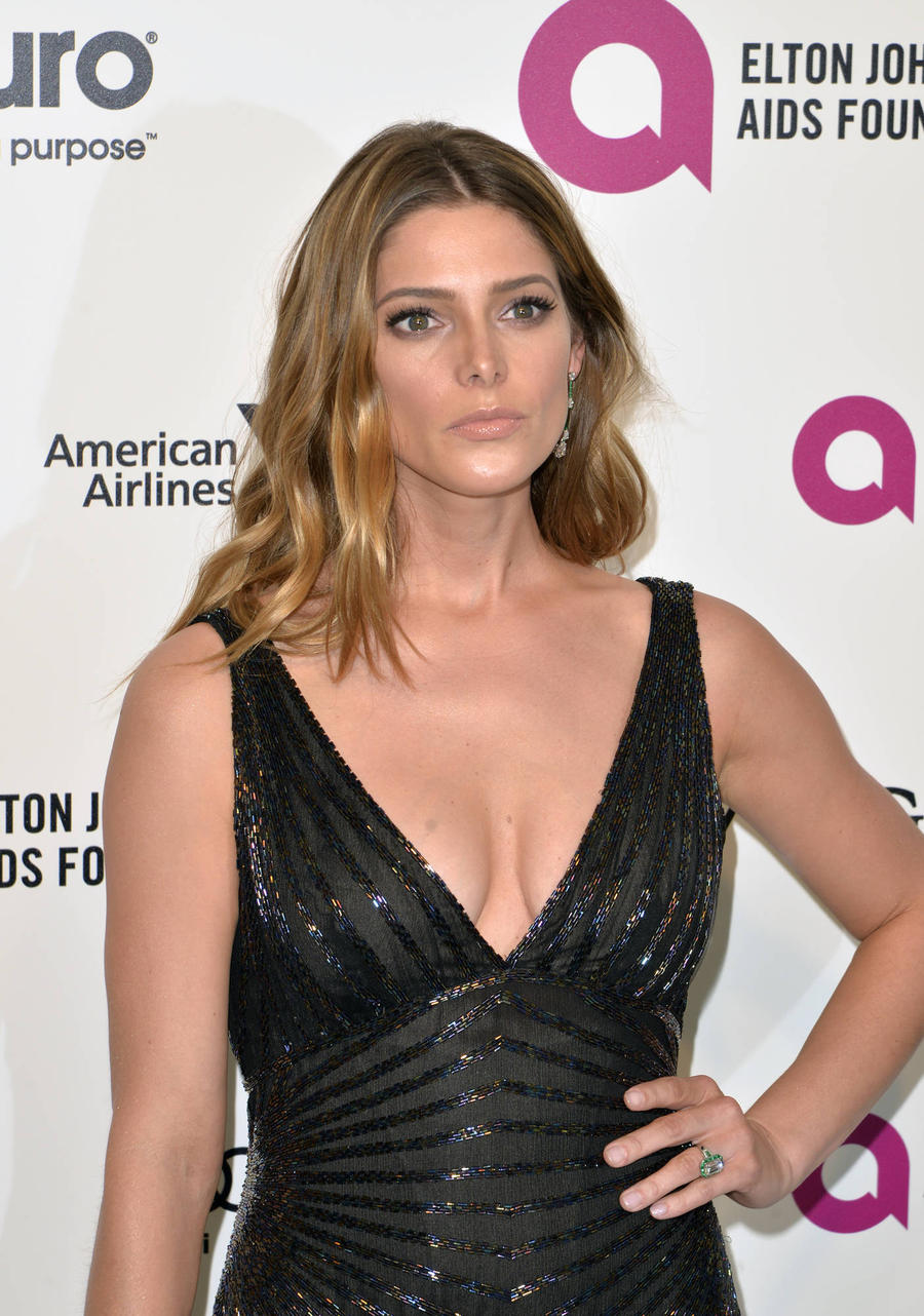 Ashley Greene Reaching New Heights With Climbing Hobby