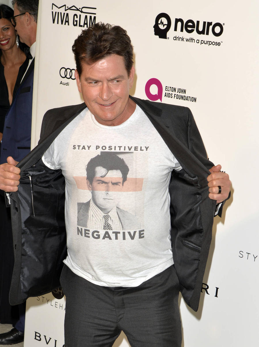 Charlie Sheen: 'Hiv Diagnosis Has Lead Me To A Deeper Calling'