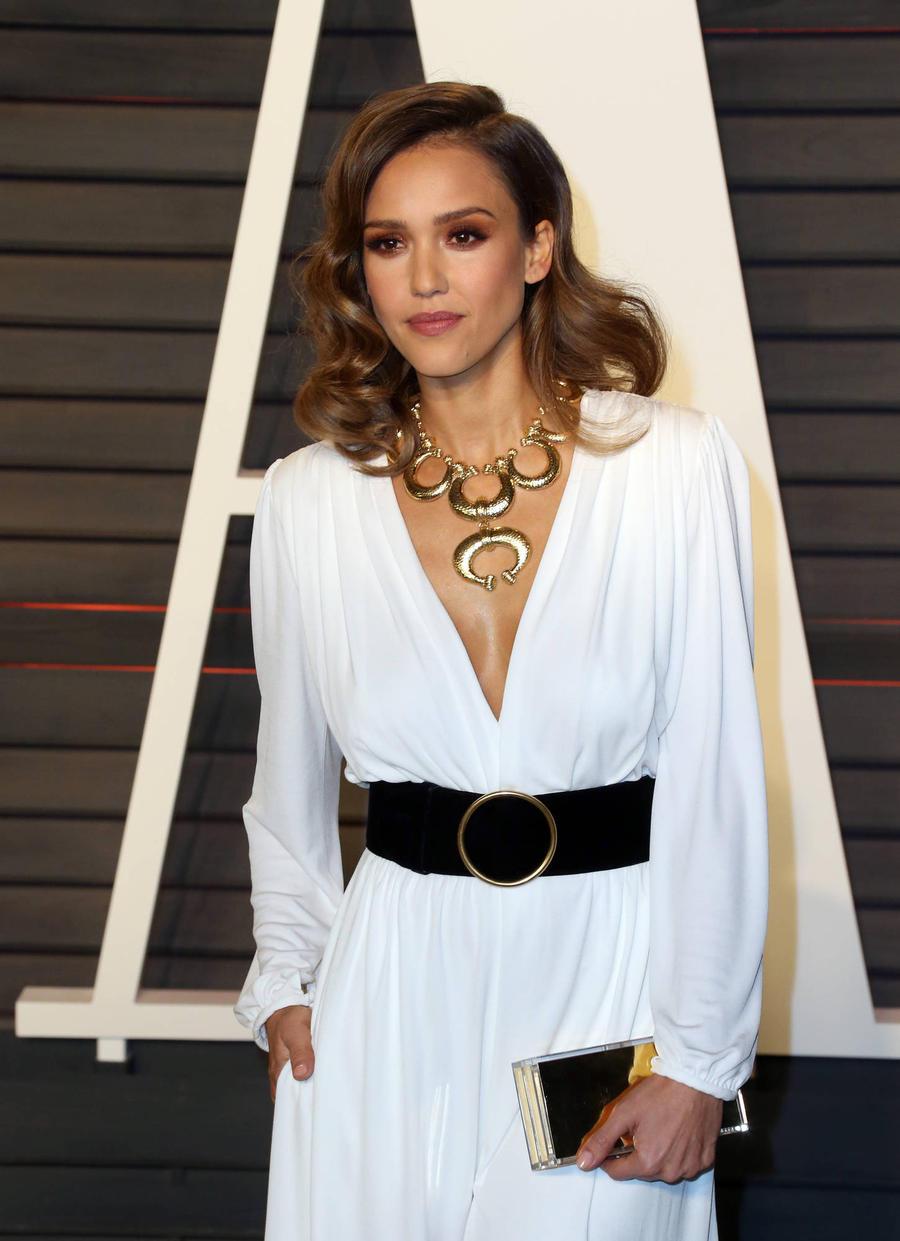 Jessica Alba's Company Sued Again