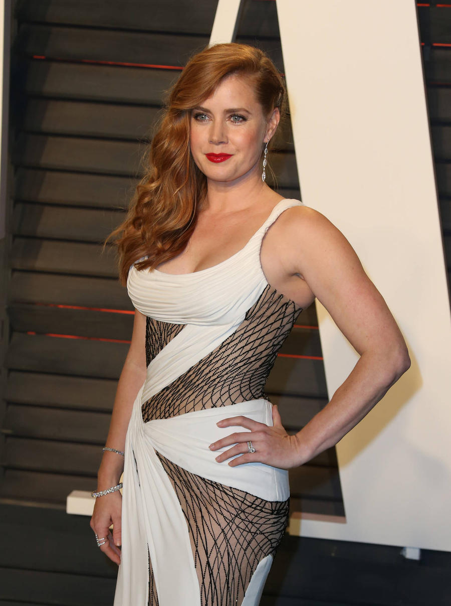 Amy Adams: 'Lois Lane Is A Superwoman'