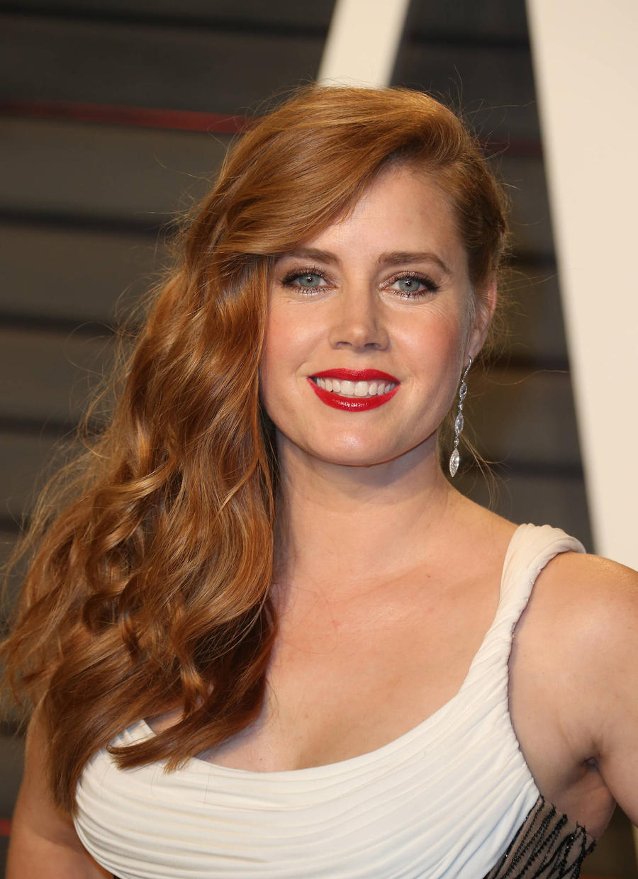 Amy Adams Hoping To Work With Amber Heard