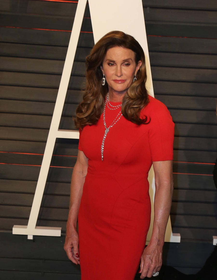 Caitlyn Jenner Celebrates Anniversary Of Vanity Fair Reveal