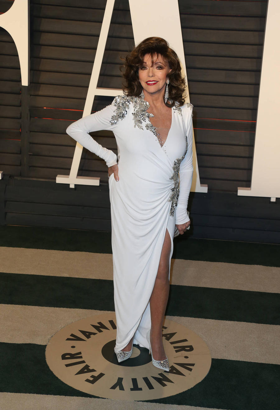 Joan Collins: 'You Slow Down, You Die!'