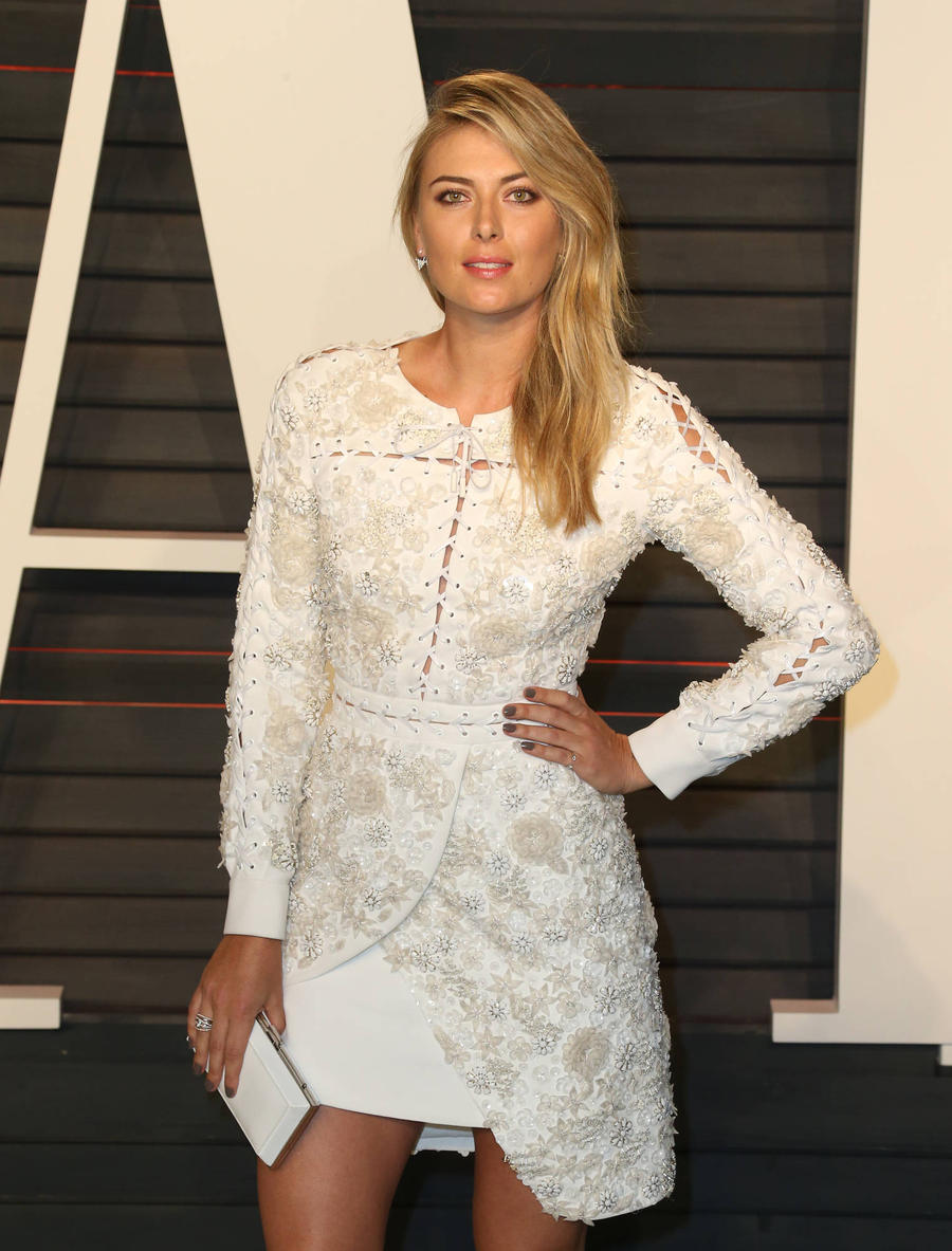 Maria Sharapova Receives Two-year Tennis Ban
