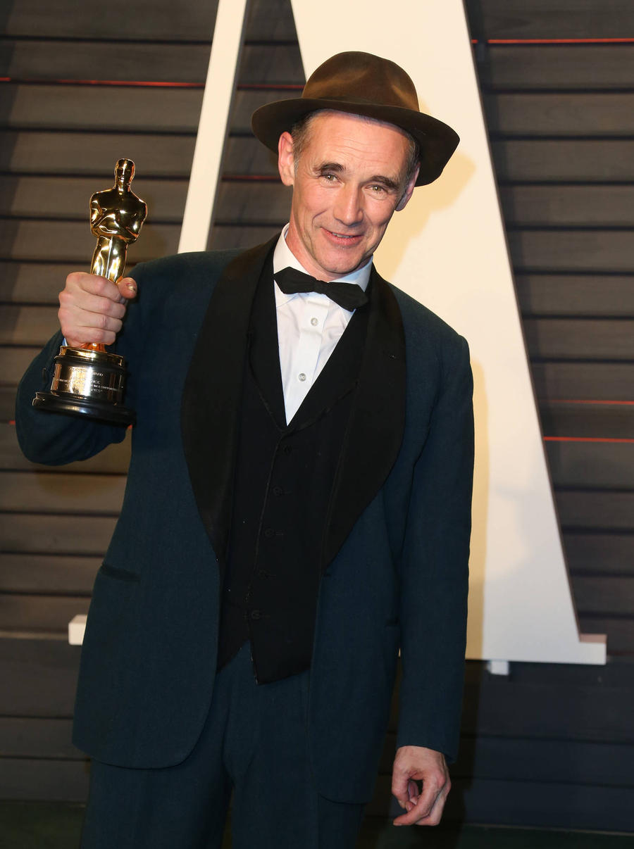 Mark Rylance Circling Another Spielberg Movie