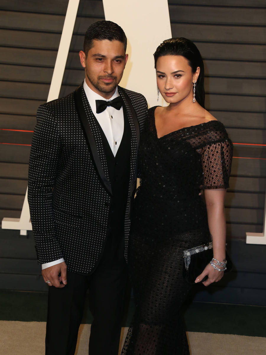 Demi Lovato: 'Wilmer Valderrama Is More Passionate Than My White Ex-boyfriends'