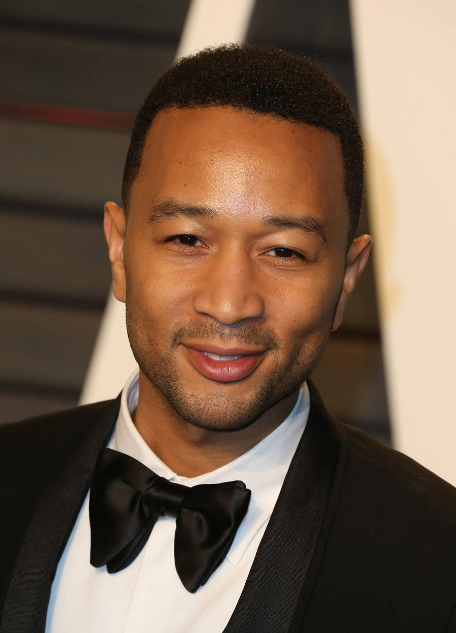 John Legend In Twitter Spat With Donald Trump's Son