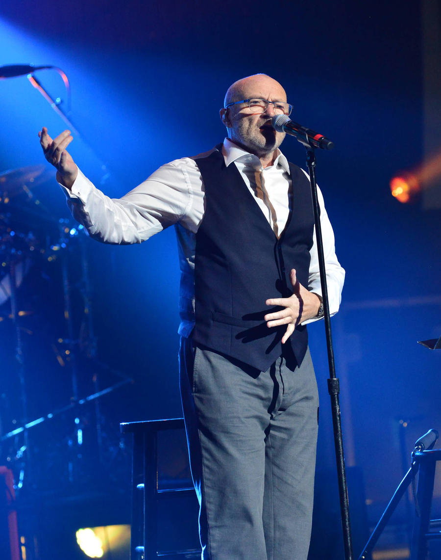 Phil Collins To Get Candid And Honest In New Autobiography
