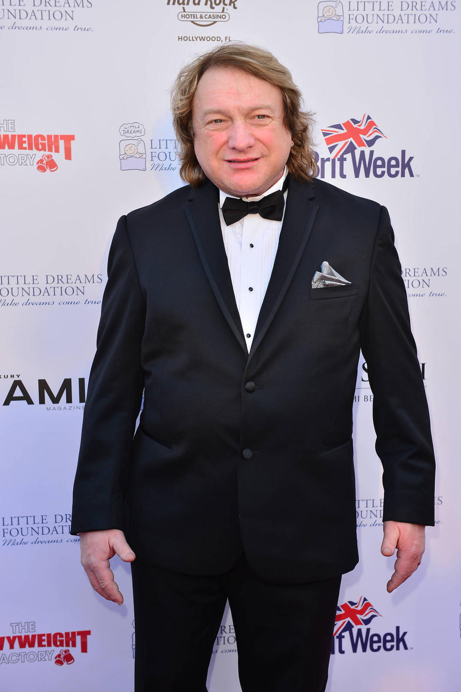 Lou Gramm Back With Foreigner For Anniversary Tour