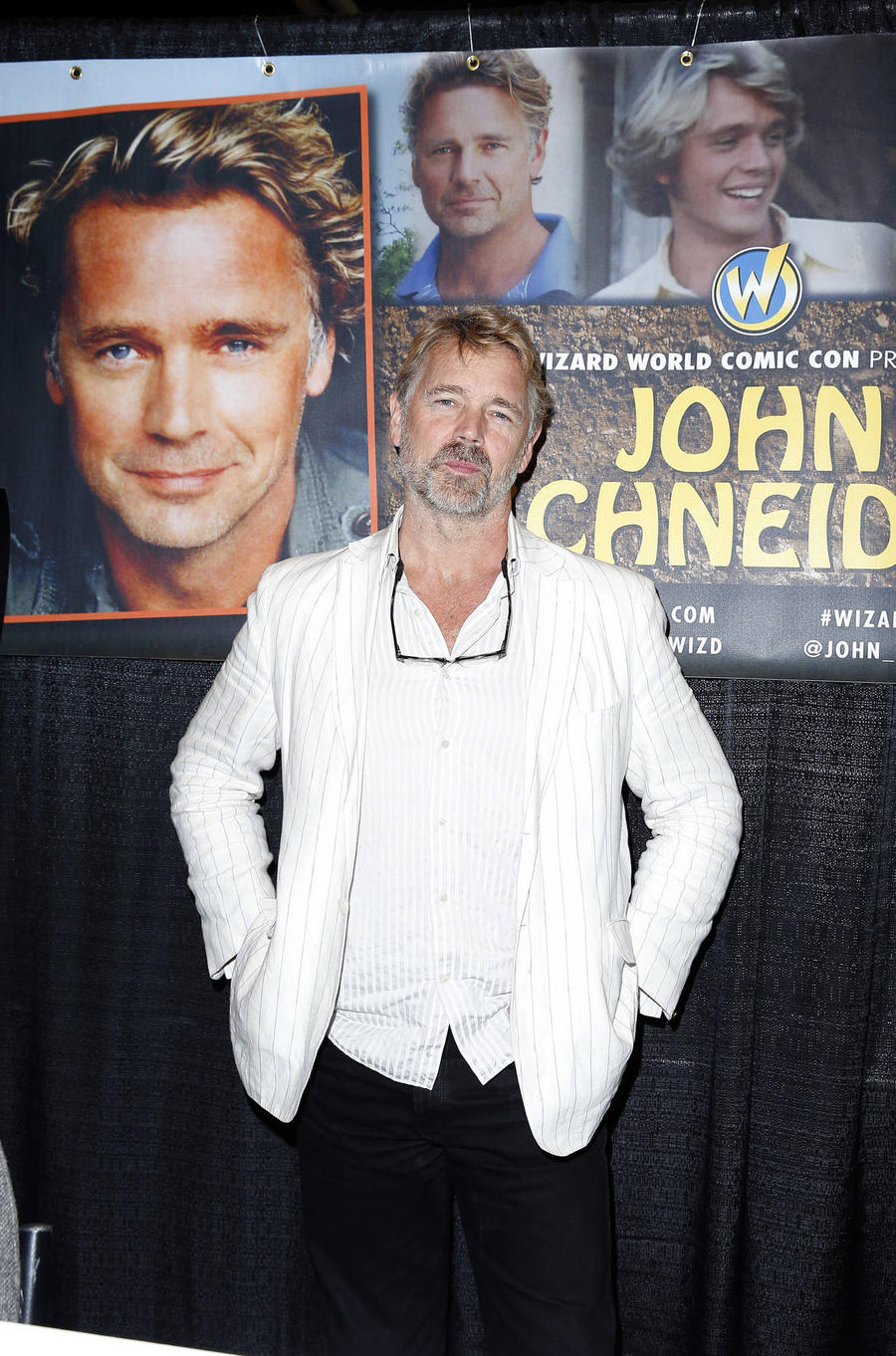 John Schneider: 'I'm Surrounded By Spooks At My Movie Studio'