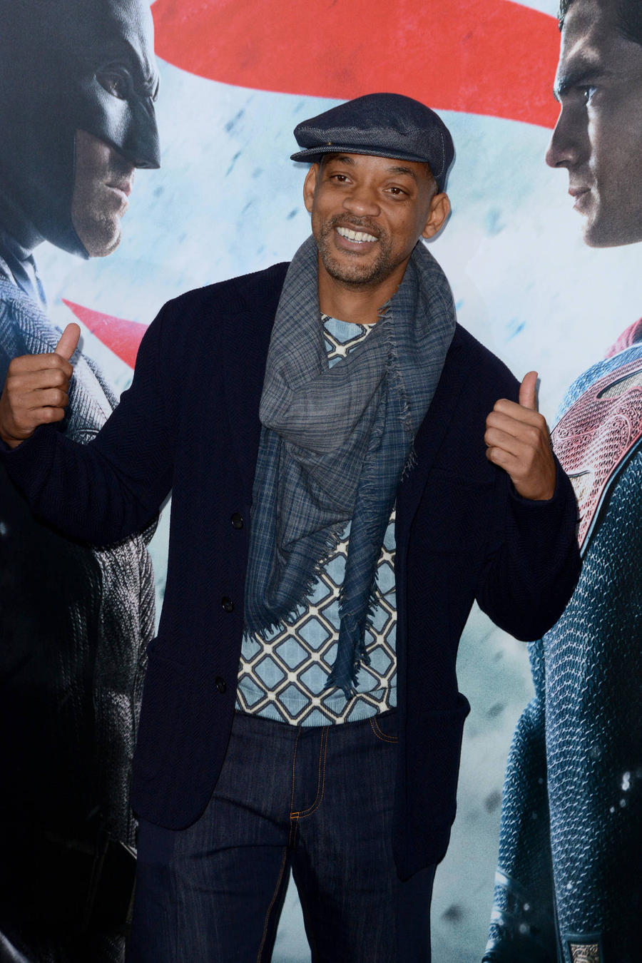 Will Smith Forgets Men In Black Lyrics During Impromptu Performance