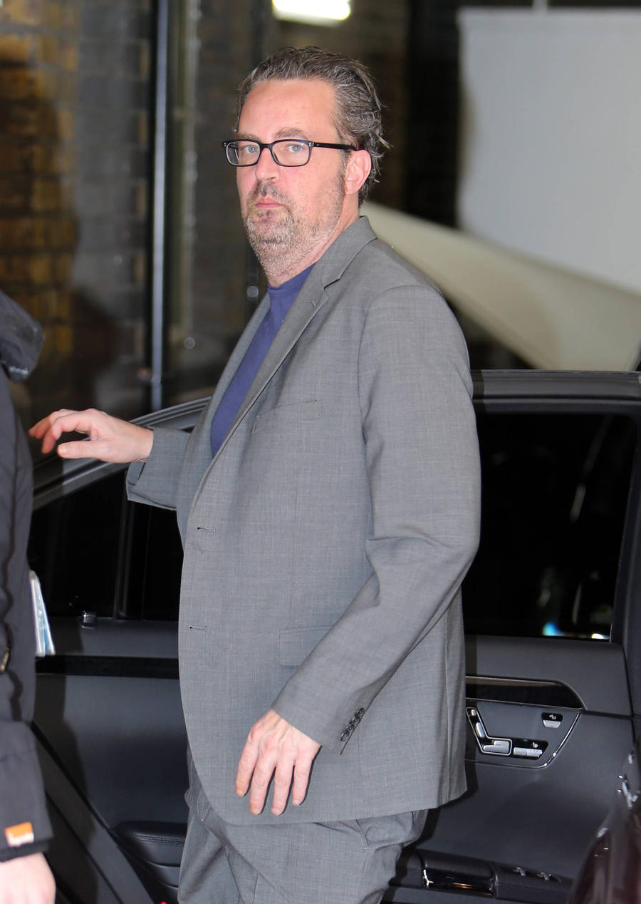 Matthew Perry: 'I Won't Fight Justin Trudeau Now He Has An Army!'