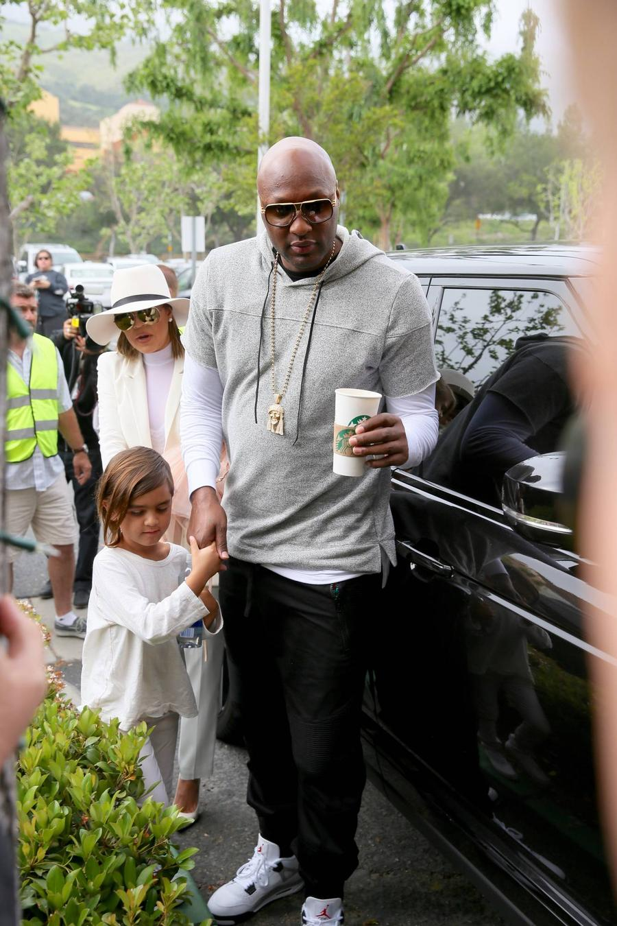 Lamar Odom: 'Everything Is Up For Discussion With Khloe'