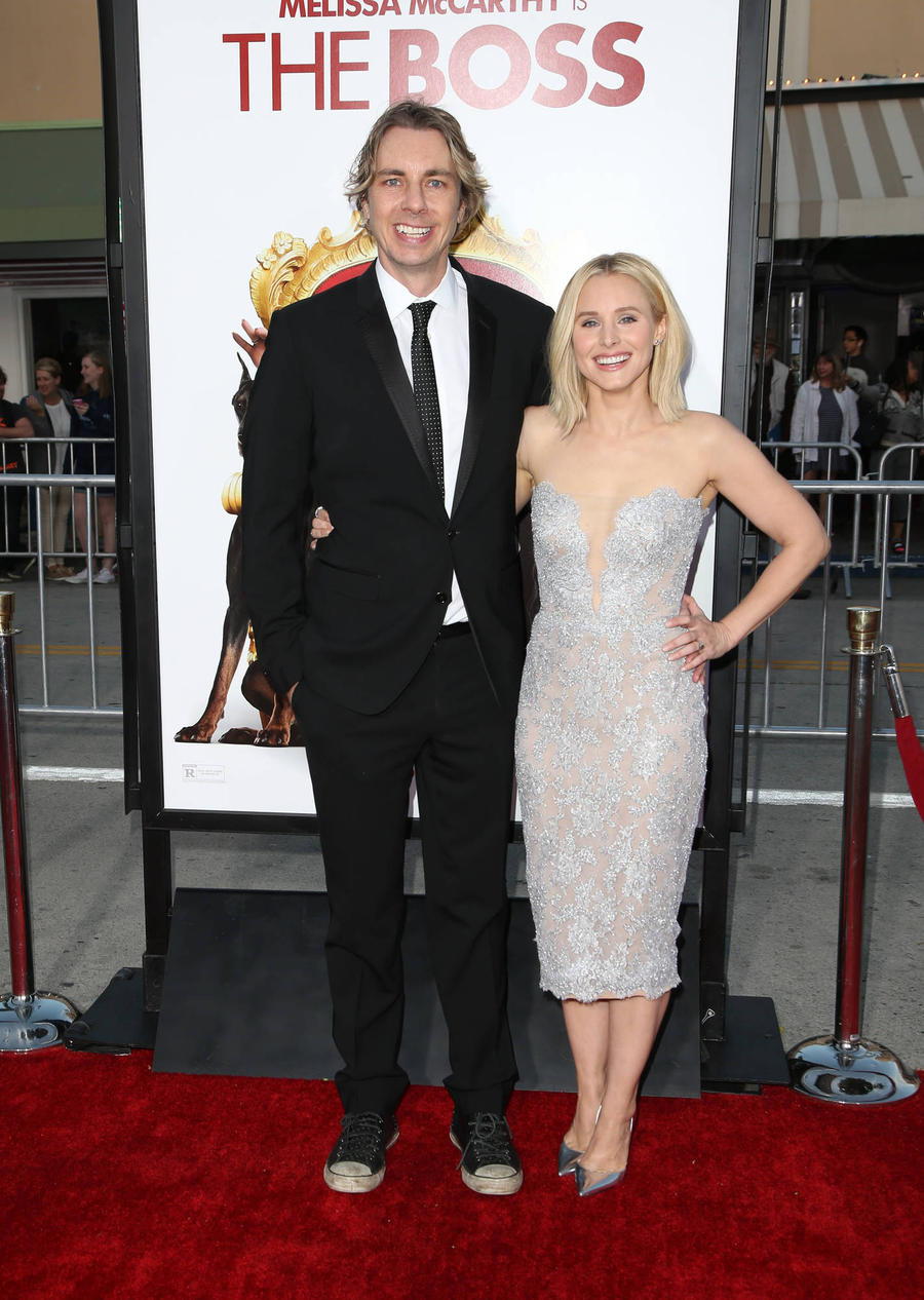 Dax Shepard: 'Wife Kristen Bell Muscled Her Way Into Chips Movie'