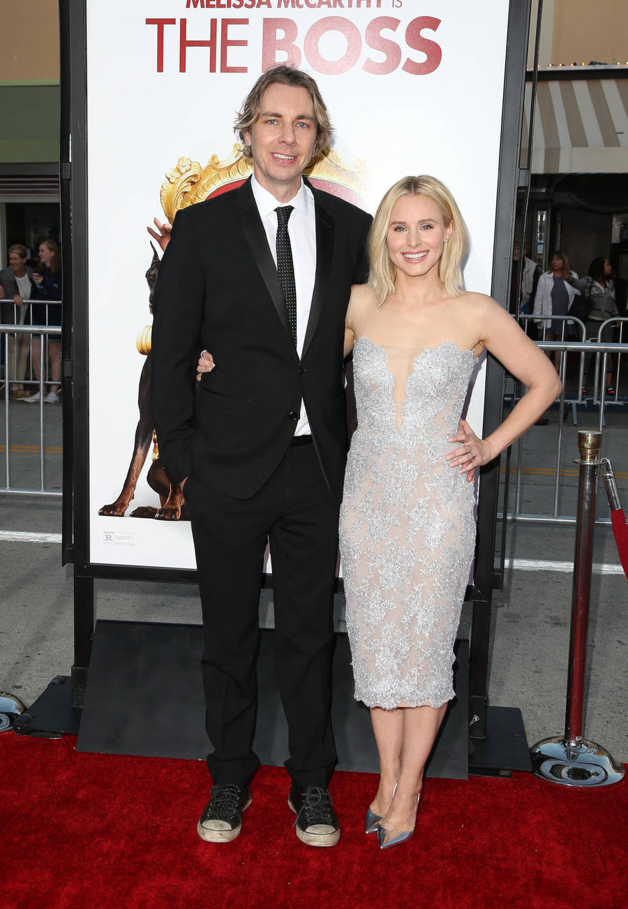 Dax Shepard Suspicious Of Kristen Bell's 'Unbridled Happiness' On First Meeting