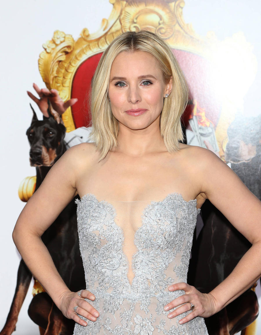 Kristen Bell Bombarded Peter Dinklage With Game Of Thrones Questions