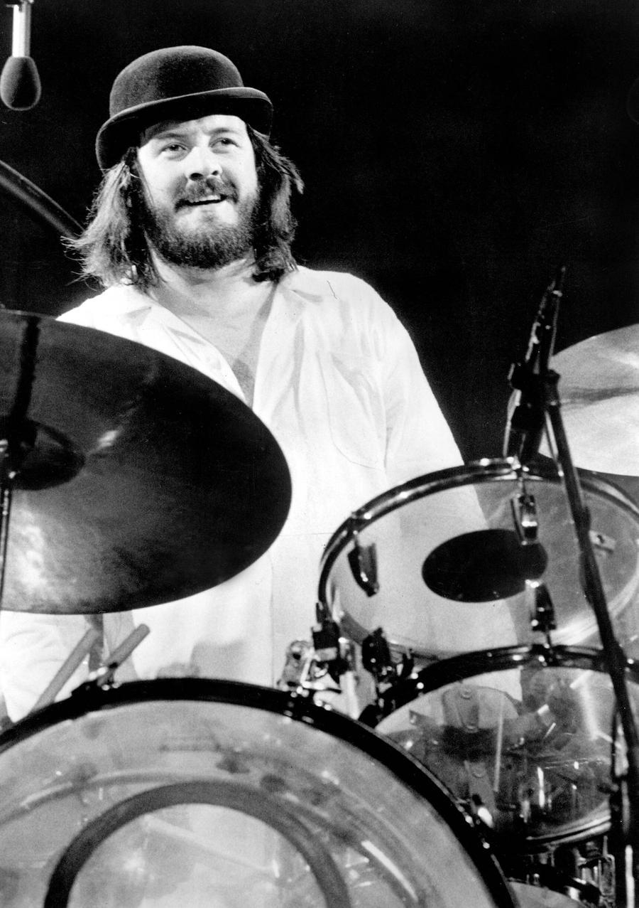 John Bonham Tops Best Drummers List