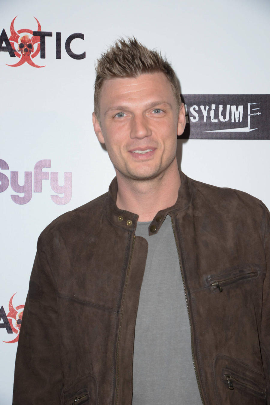 Nick Carter Planning Charity Concert Near Bar Brawl Location
