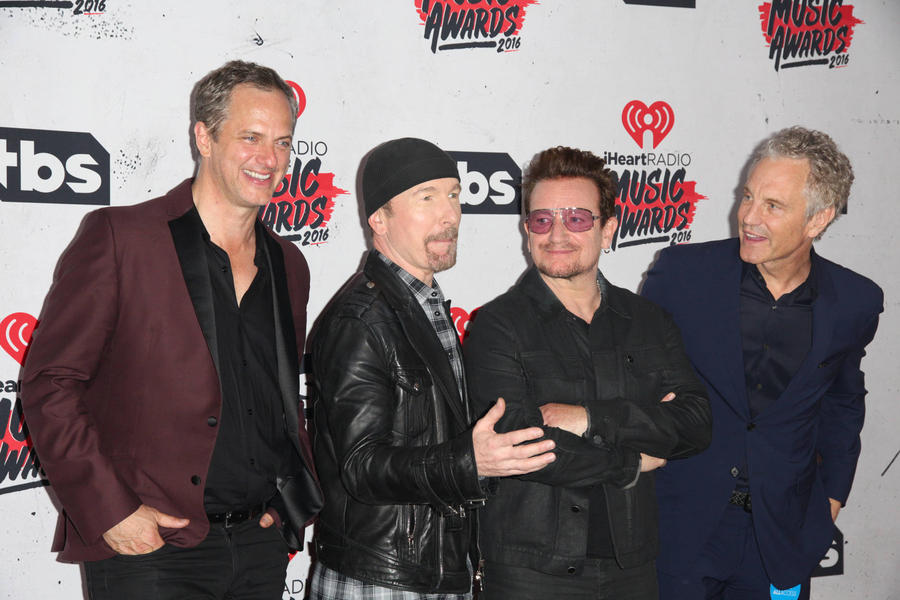 U2 Delayed New Album Due To Donald Trump's Election Win