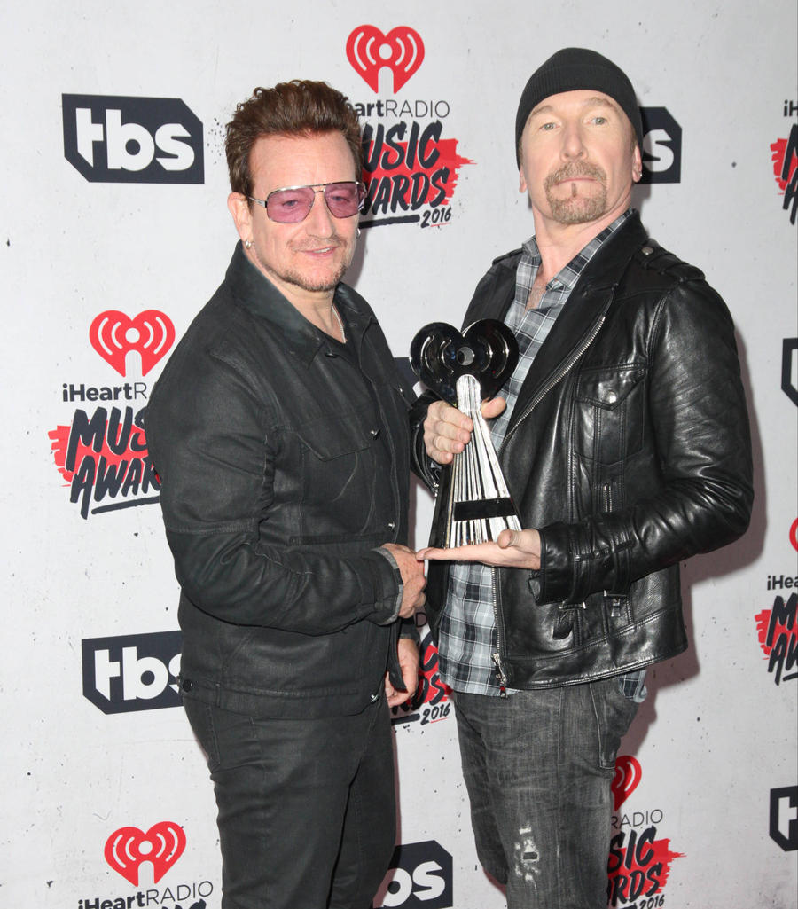 U2 Sued By Songwriter For Allegedly Stealing The Fly Tune
