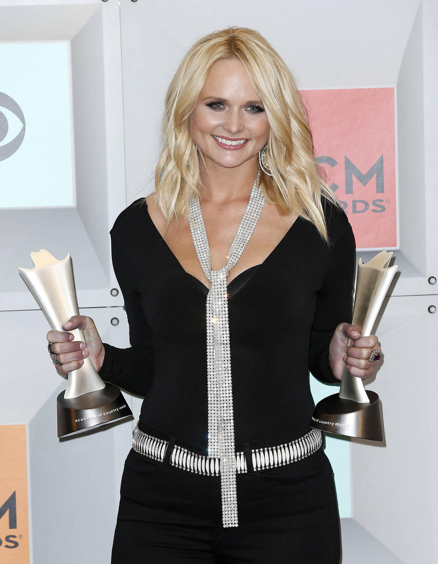 Miranda Lambert Launching Label Imprint