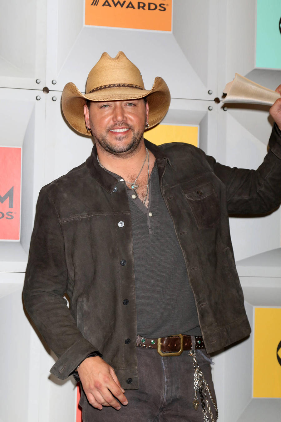 Jason Aldean Lands Third Number One Album In U.s.