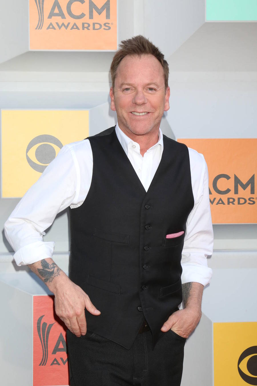 Kiefer Sutherland To Play U.s. Leader In New Tv Drama