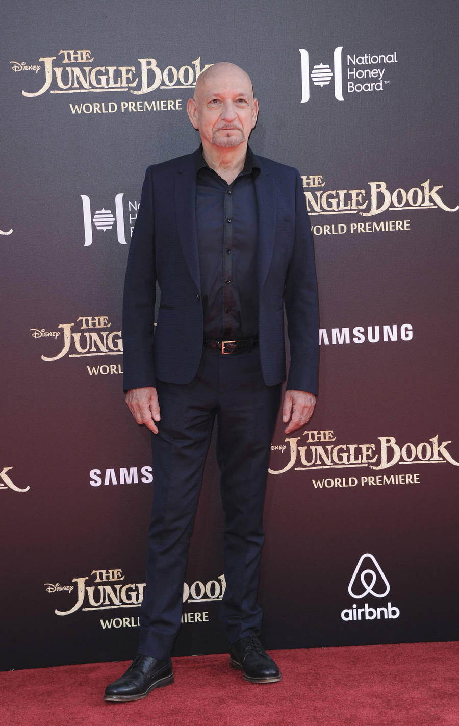 Ben Kingsley: 'Bagheera Is A General In The Jungle Book'