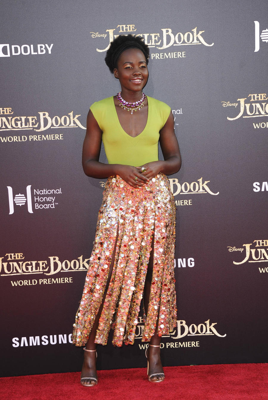 Lupita Nyong'o: 'I Feel Like A Woman Now'