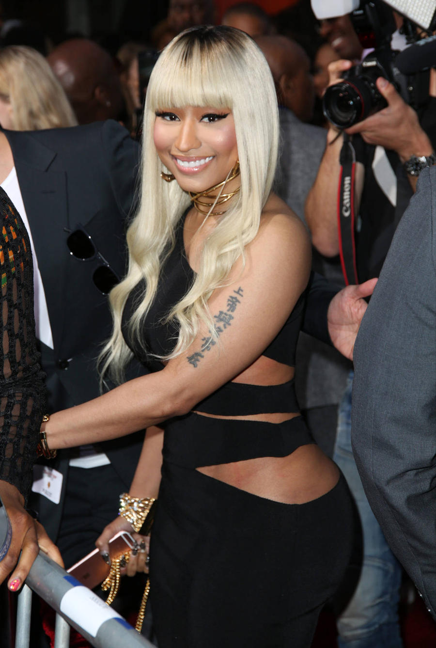 Nicki Minaj: 'I Don't Want To Be Mean To People Anymore!'
