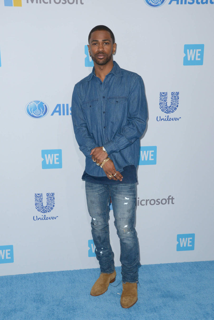 Big Sean Raises Funds For Flint Water Victim