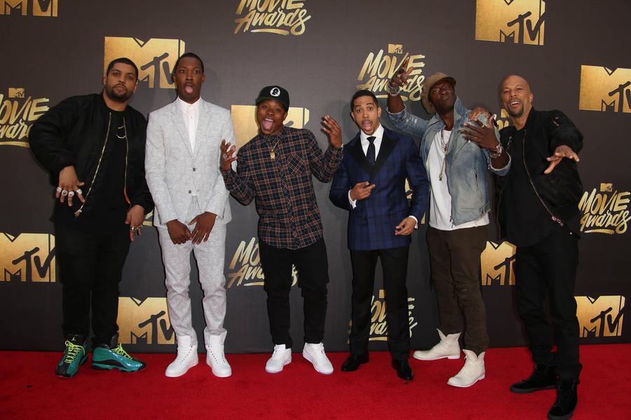 Straight Outta Compton Star Makes Dig At Oscars Snub