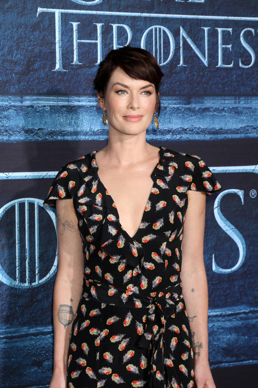 Lena Headey Submits Letter From Tv Show Producer To Aid Custody Battle