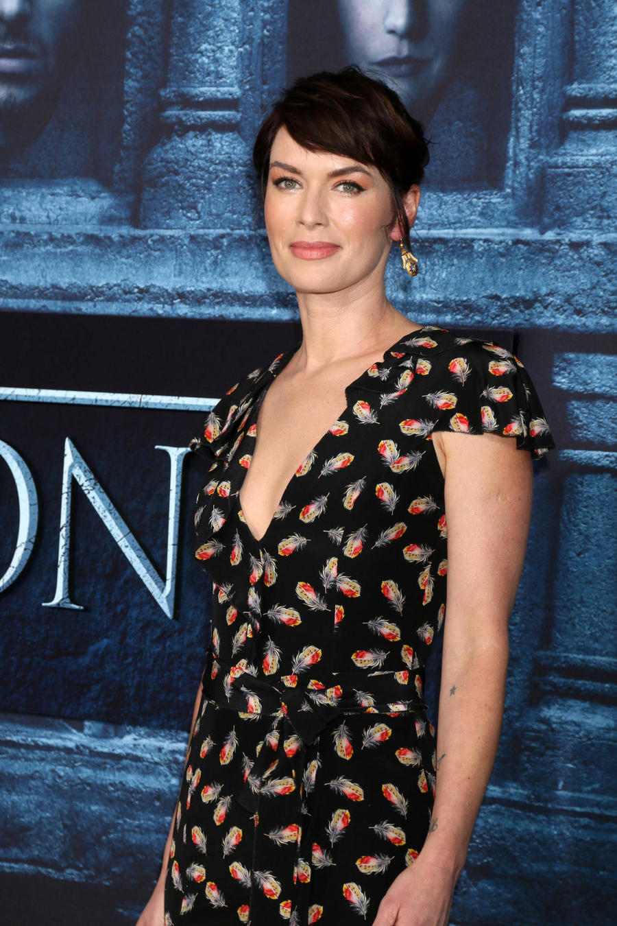 Lena Headey Loses Custody Battle To Keep Her Son In England