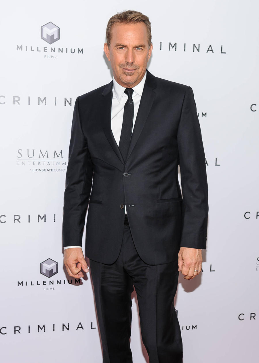 Kevin Costner Files $3.85 Million Fraud Lawsuit Against Film Company