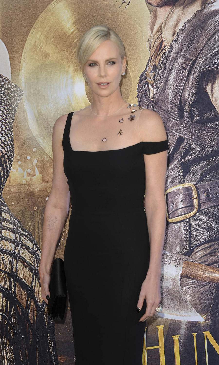 Charlize Theron Rules Out Having More Children