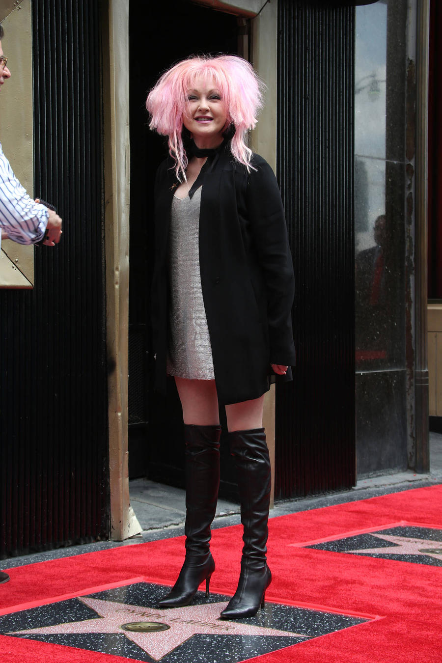 Cyndi Lauper Requests Unisex Bathroom On Tour Rider