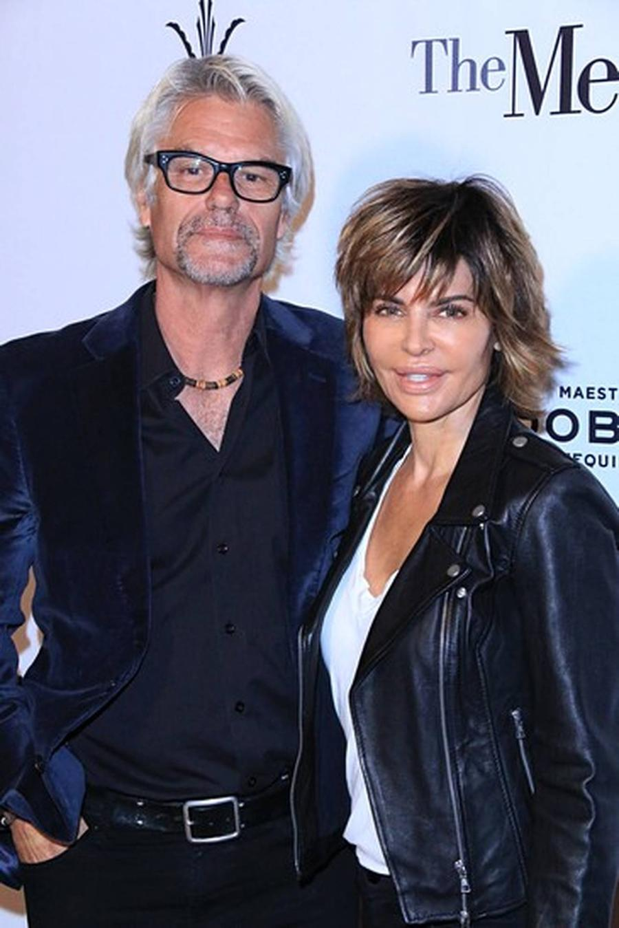 Heists Robbed Harry Hamlin And Lisa Rinna Of Their Fashion Boutique Dreams