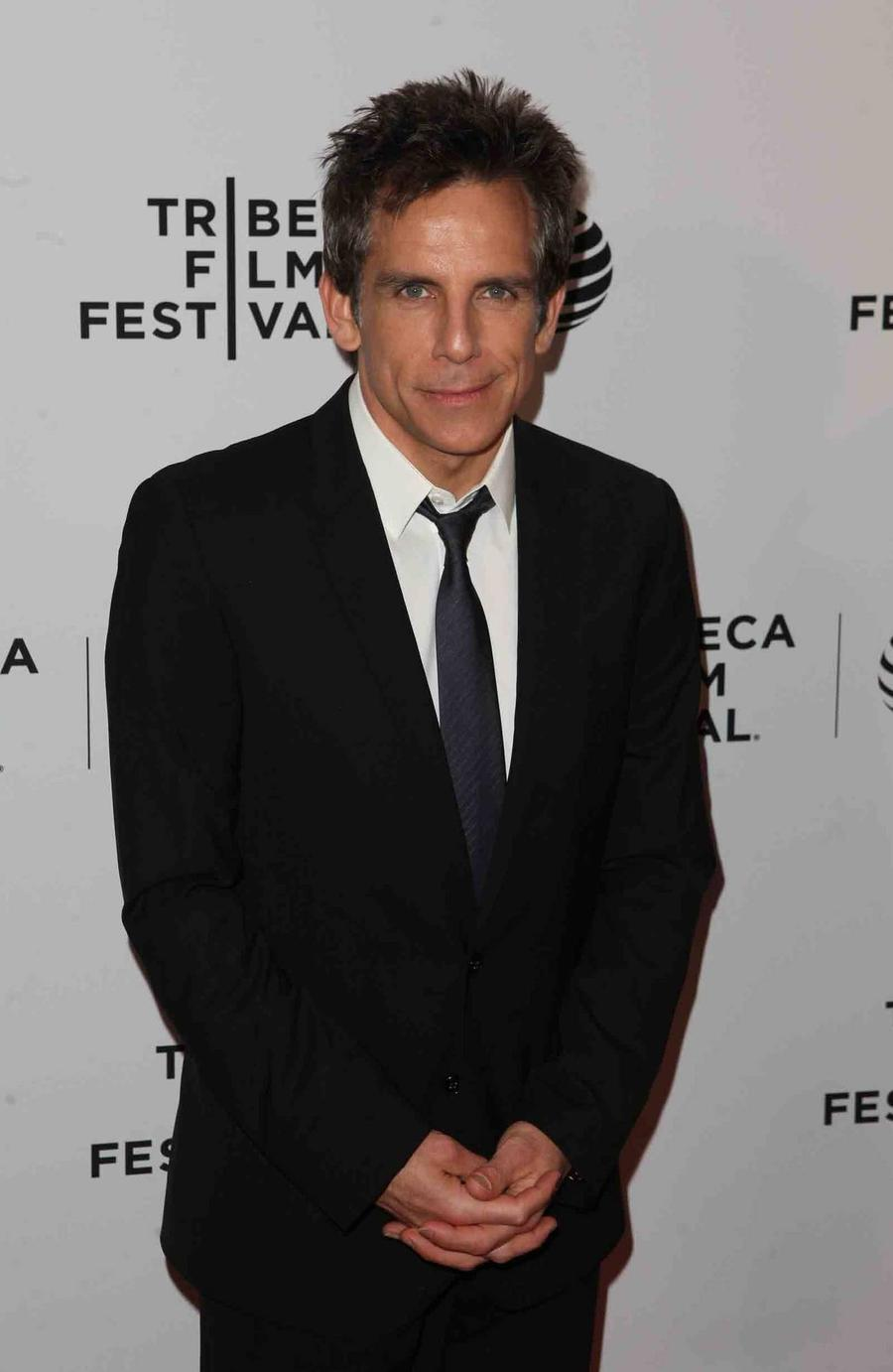 Ben Stiller 'Fortunate' To Have Beaten Cancer