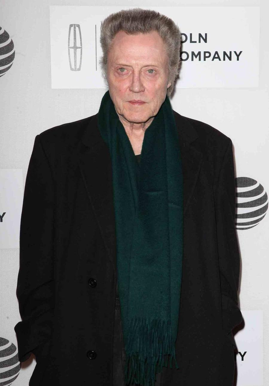 Christopher Walken: 'I Haven't Seen All My Movies'