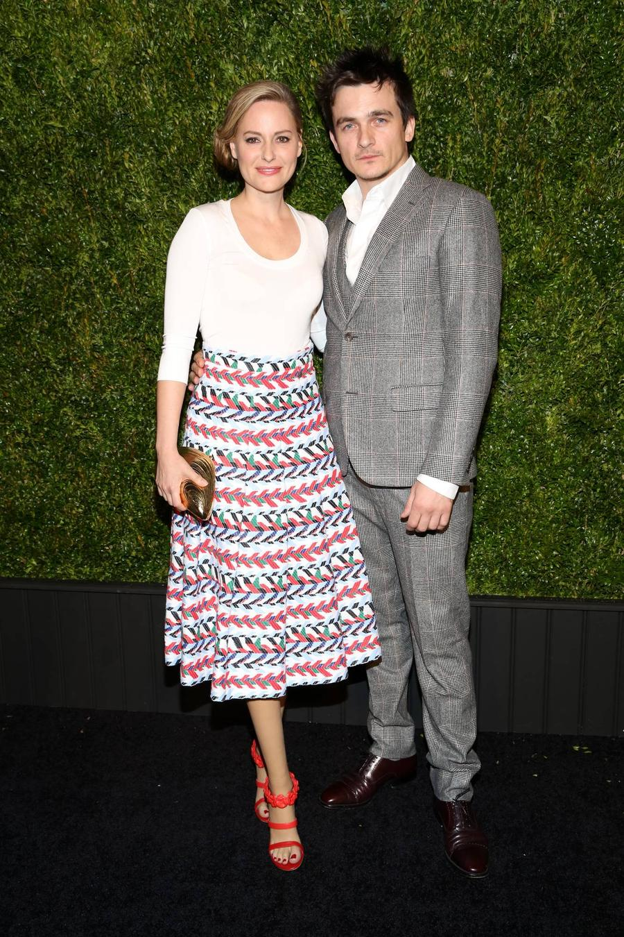 Rupert Friend Weds In Secret Ceremony
