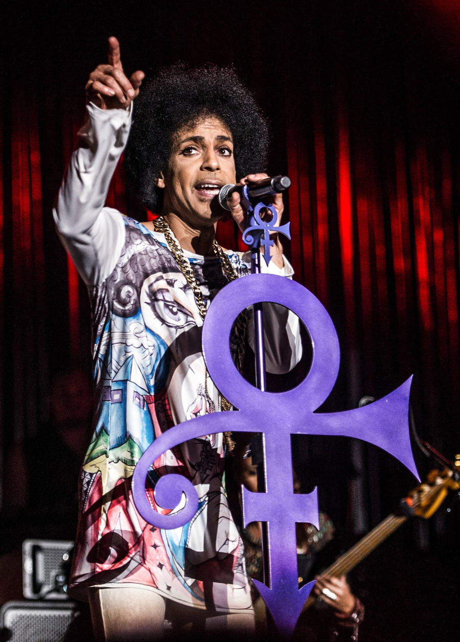 Prince Receives Posthumous Doctorate Degree