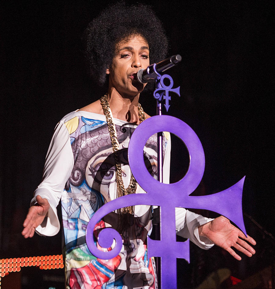 Prince Didn't Leave A Will - Report