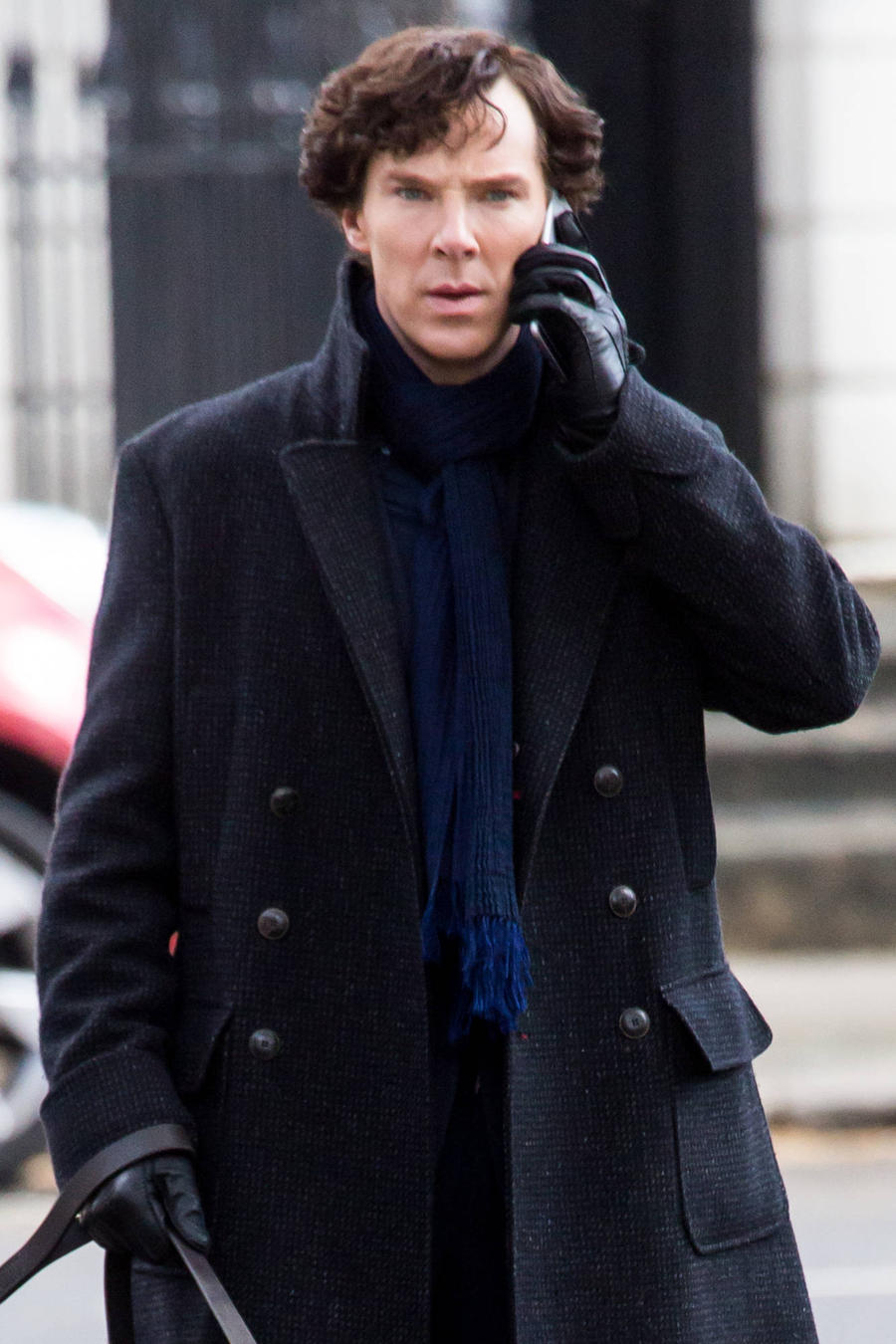 Benedict Cumberbatch Frightened By Fans' Conspiracy Theories