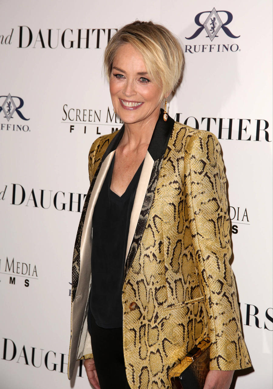 Sharon Stone Isn't Interested In A Casual Romance