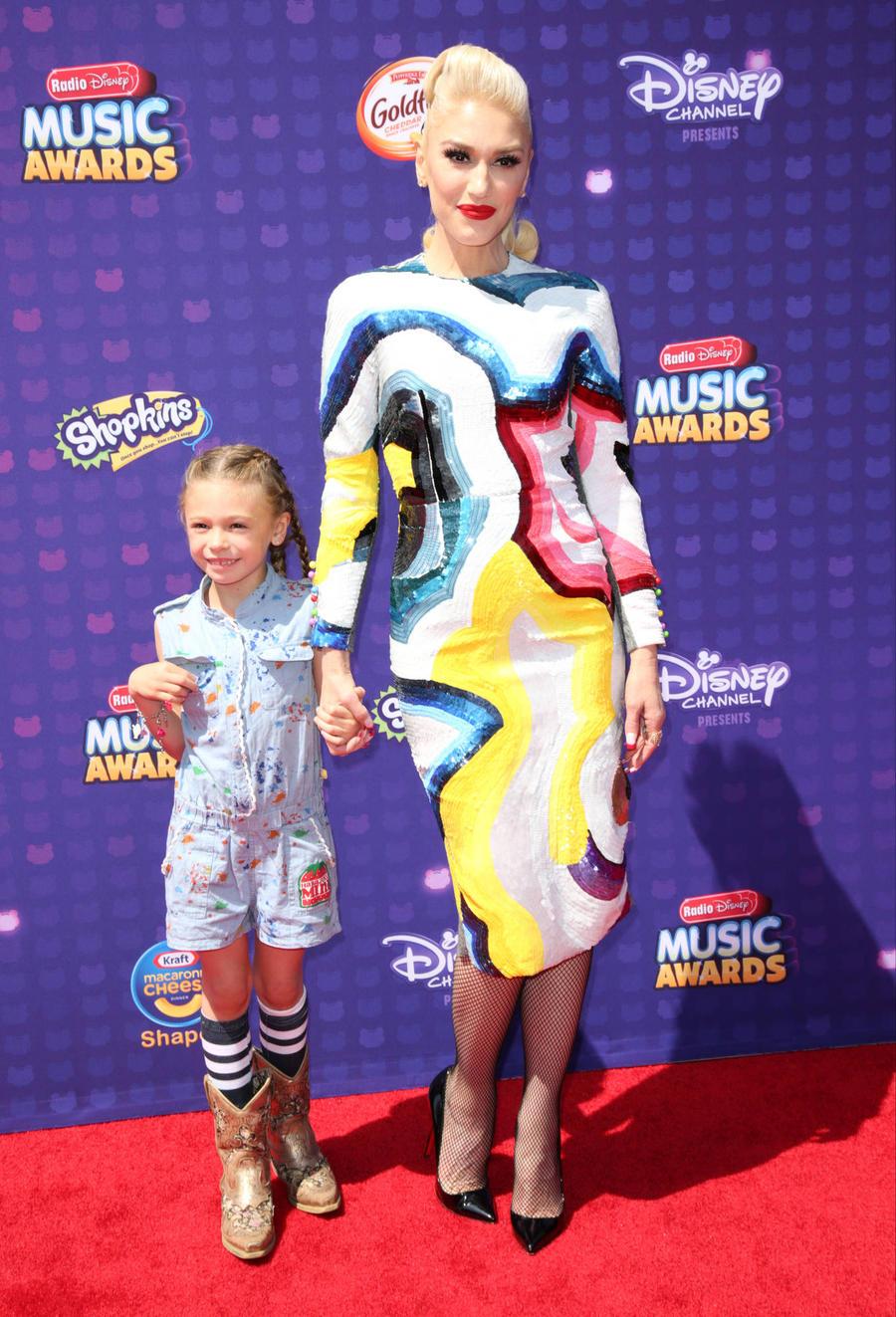 Gwen Stefani's Tense Reunion With Gavin Rossdale