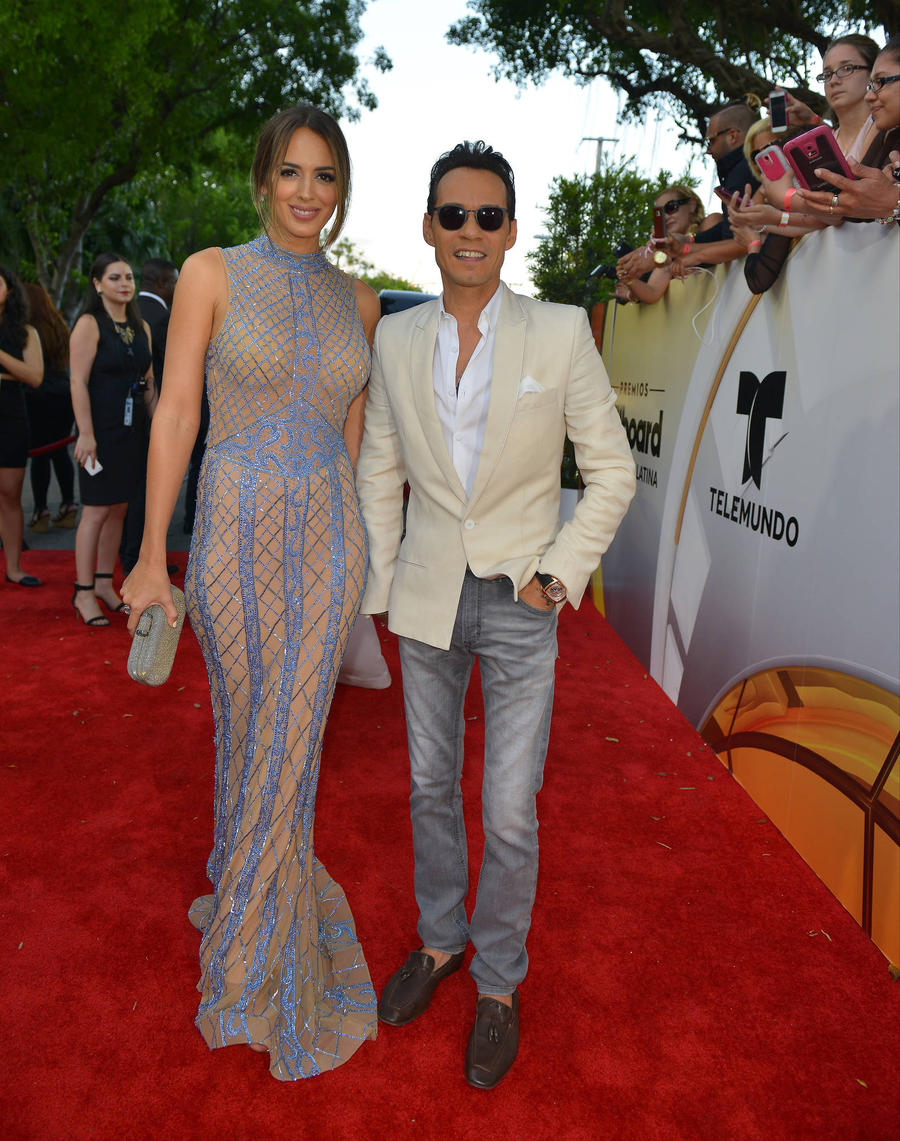 Marc Anthony And Shannon De Lima To Divorce