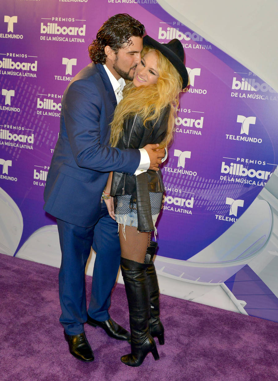 Paulina Rubio's Mum Dismisses Split Rumours