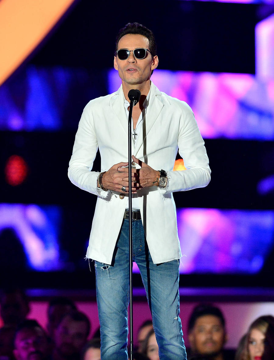 Marc Anthony To Be Honoured As Latin Recording Academy's Person Of The Year