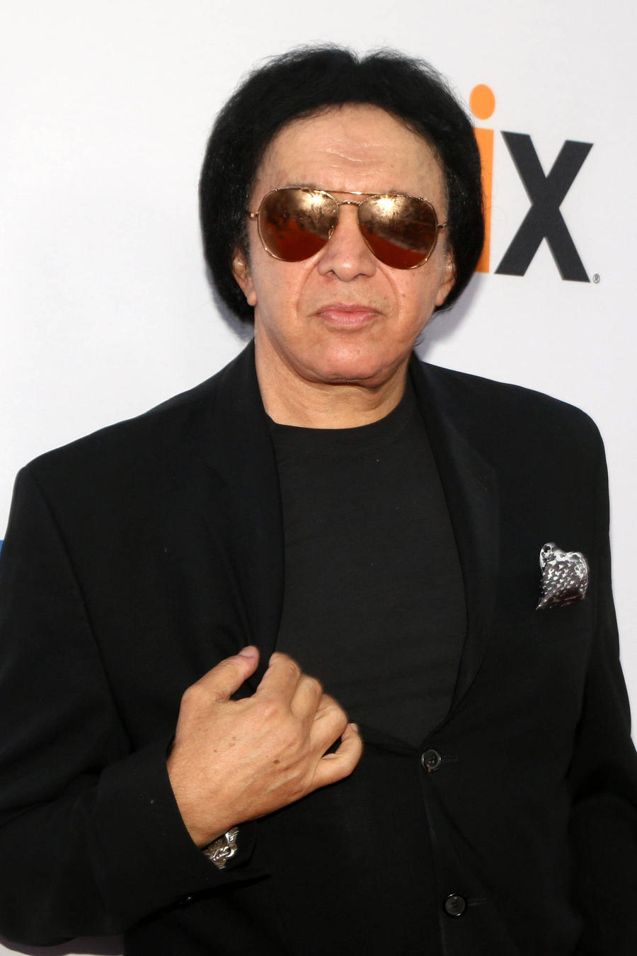 Sharon Osbourne: 'Gene Simmons Has No Place Commenting On Prince's Drug Troubles'